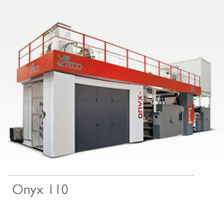Onyx 110 Flexo Printing Press