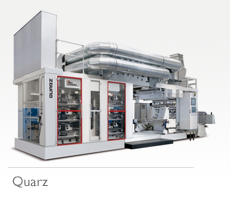 Quarz Flexo Printing Press