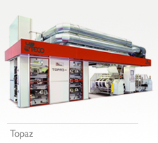 Topaz Flexo Printing Press