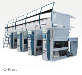 Q-Press Printing Machine