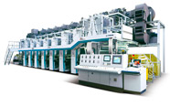 E-Press Specialty Flexographic Machine